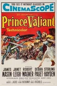 Poster Prince Valiant 1954