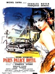Paris, Palace Hotel 1956