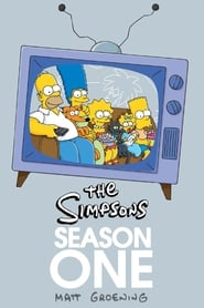 The Simpsons - Season 1 Episode 1 : Simpsons Roasting on an Open Fire