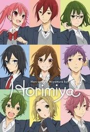 Poster Horimiya 2021