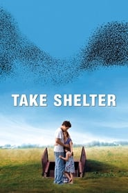 Poster for the movie, 'Take Shelter'