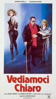 Poster Vediamoci chiaro 1984
