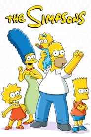 Poster The Simpsons 2021
