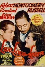 Live, Love and Learn 1937