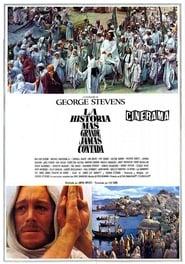 La Más Grande Historia Jamás Contada Película Completa HD 720p [MEGA] [LATINO] 1965