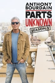 Anthony Bourdain: Parts Unknown - Season 5 (2015) poster