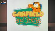 Garfield i prijatelji