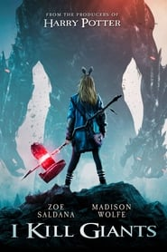 I Kill Giants (2017) WEB-DL 1080p Subtitulado