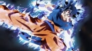 The Mightiest Enemy Zeroes in on Goku! Launch the Knockout Spirit Bomb Now!