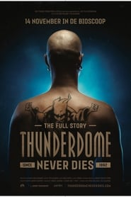 Thunderdome Never Dies poster (2000x3000)