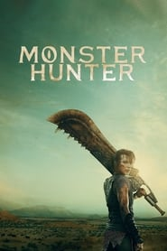 Monster Hunter (2020) poster