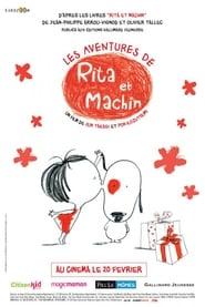 Poster Les Aventures de Rita et Machin 2019
