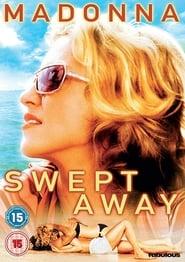 Poster Swept Away 2002