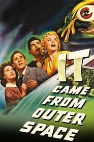 Poster It Came from Outer Space 1953