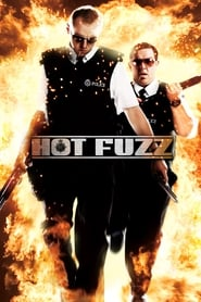 Poster Hot Fuzz 2007