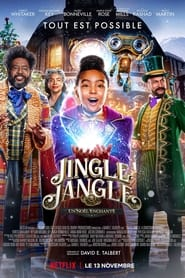 Jingle Jangle: A Christmas Journey - Discover a world of wishes and wonder - Azwaad Movie Database