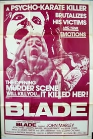 Poster Blade 1973