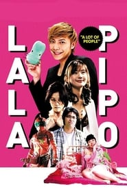 Poster Lala Pipo: A Lot of People 2009