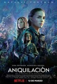 Aniquilación (2018) BRrip 720p Dual Latino-Ingles