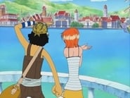 One Piece Skypiea Arc Episode 146 : Quit Dreaming! Mock Town, the Town of Ridicule!