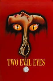 Poster Two Evil Eyes 1990