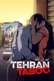 Poster Tehran Taboo