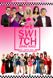 Poster The Switch Drag Race 2018