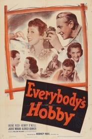 Everybody's Hobby 1939