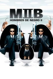 Hombres de negro 2 (2002) | Men in Black II