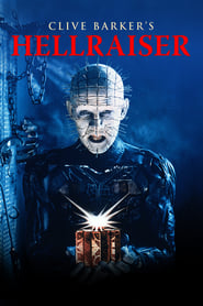 Poster for Hellraiser