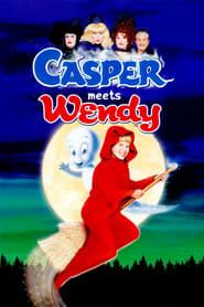 Poster Casper Meets Wendy 1998