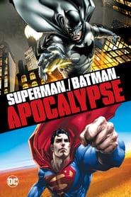 Poster Superman/Batman: Apocalypse 2010
