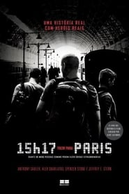 15h17 Trem para Paris (2018) Blu-Ray 1080p Download Torrent Dub e Leg