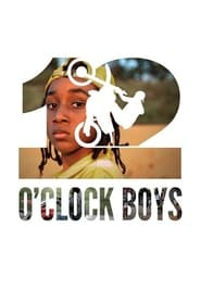 Poster for 12 O'Clock Boys
