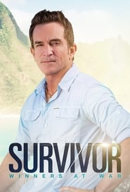 Poster Survivor - Gabon - Earth's Last Eden 2020