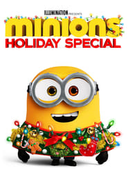 Illumination Presents: Minions Holiday Special poster