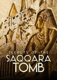 Les Secrets de la tombe de Saqqarah en streaming