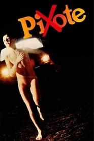 Poster Pixote 1981