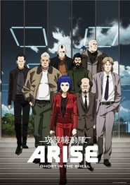 Ghost in the Shell Arise: Border 3 – Ghost Tears Legendado Online