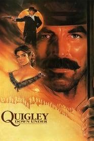 Poster Quigley Down Under 1990