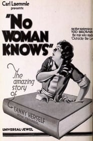No Woman Knows 1921