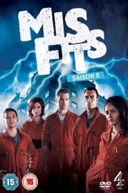 Misfits: Saison 5