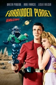 Poster for Forbidden Planet
