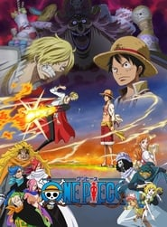 One Piece Episode 821