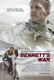 Regardez Bennett's War Online HD Française (2018)