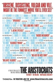 Poster for The Aristocrats
