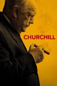 Poster Churchill