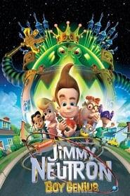 Poster Jimmy Neutron: Boy Genius 2001