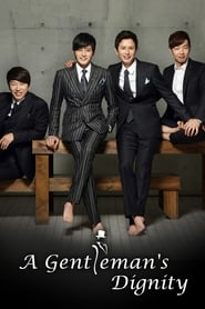 Poster A Gentleman's Dignity 2012
