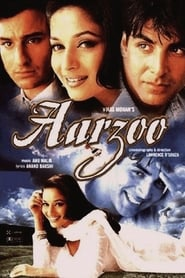 Poster Aarzoo 1999